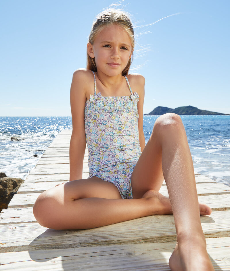 Maillot fille 1 pièce Made with Liberty Fabric;${refinementColor}