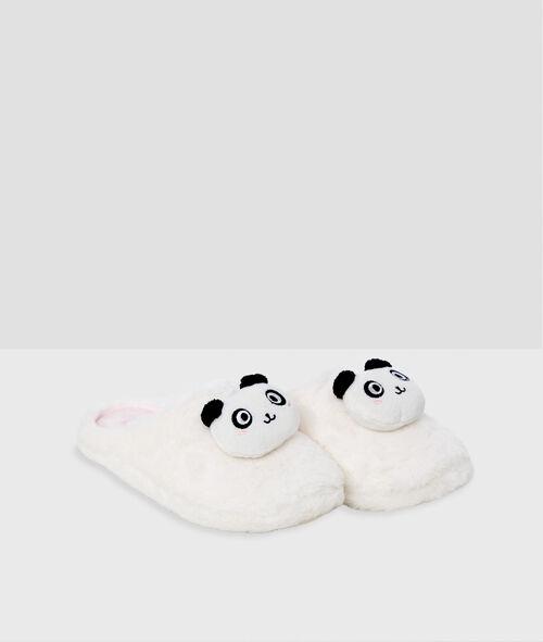 Тапочки с пандами