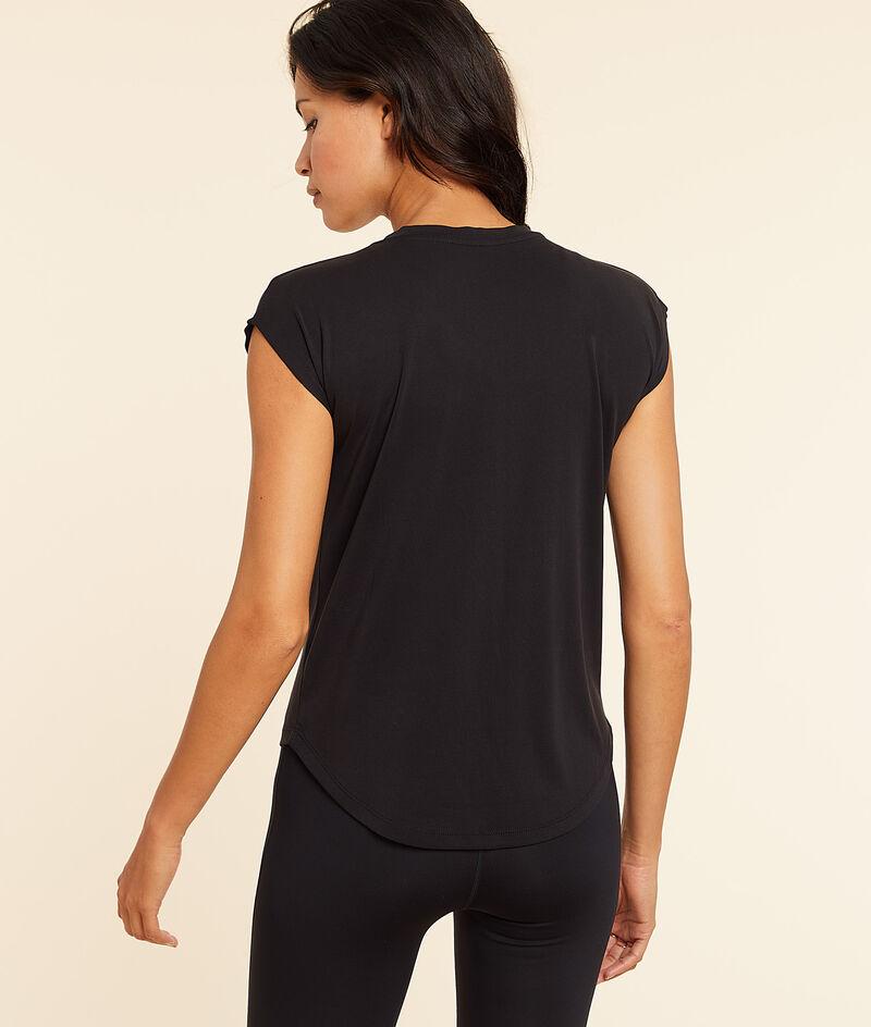 Спортивная футболка с принтом Run;${refinementColor}