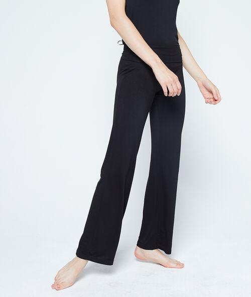 Струящиеся брюки из вискозы