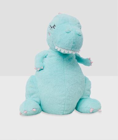 Сумка-игрушка для пижамы «динозавр» светло-зеленый.