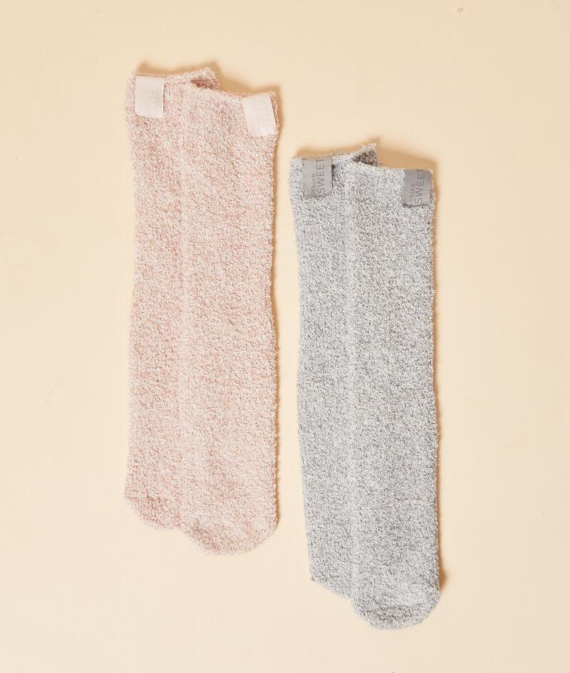 Плюшевые носки;${refinementColor}
