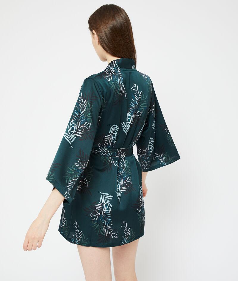 Халатик-кимоно с принтом;${refinementColor}
