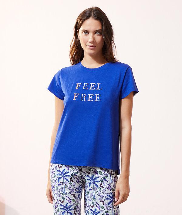 Футболка Feel free;${refinementColor}