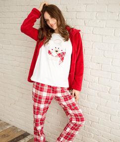 Пижама тройка rouge.