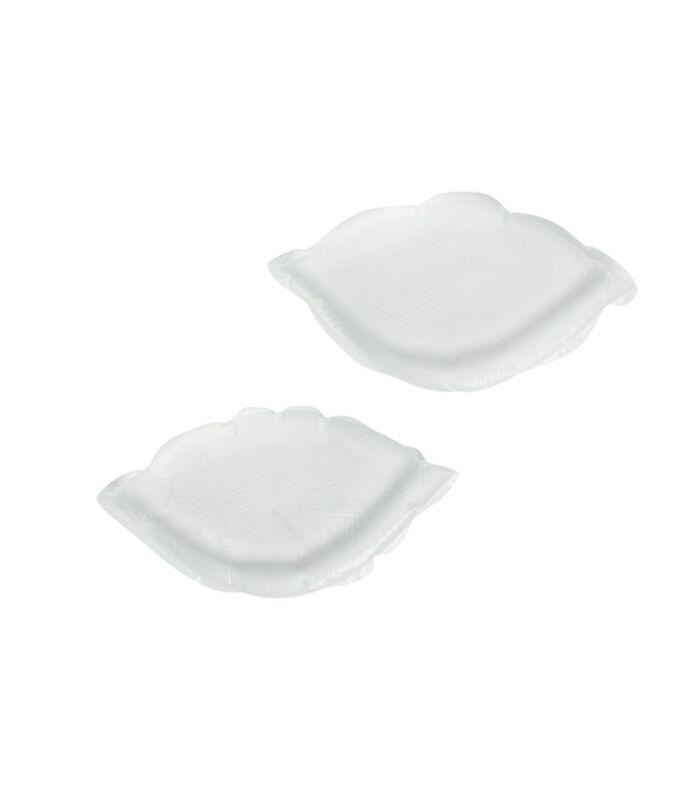 Силиконовые подушечки прозрачный.
