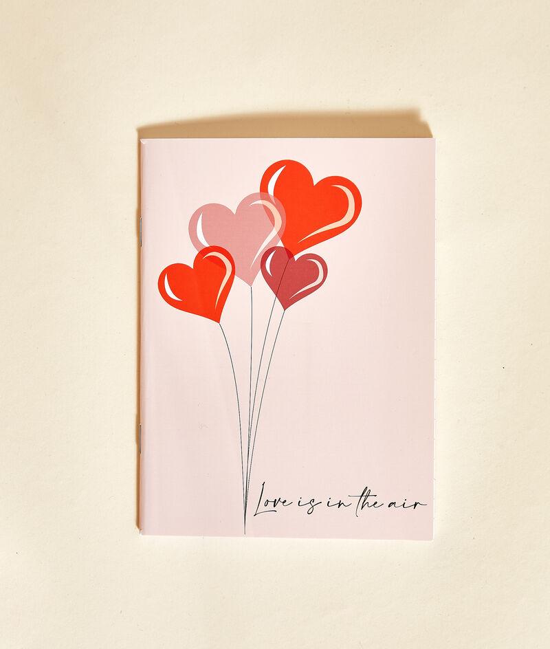 """Блокнот """"Любовь в воздухе"""";${refinementColor}"""