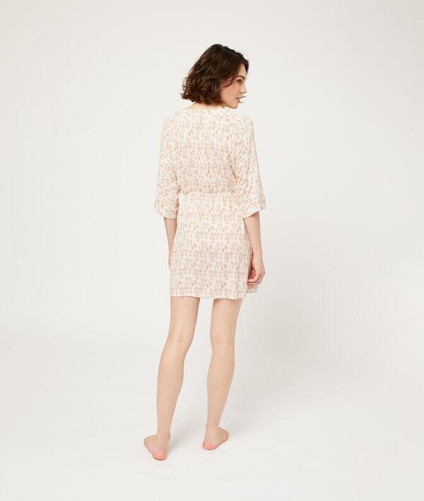 Платье с помпонами;${refinementColor}