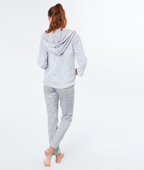 Пижама-тройка