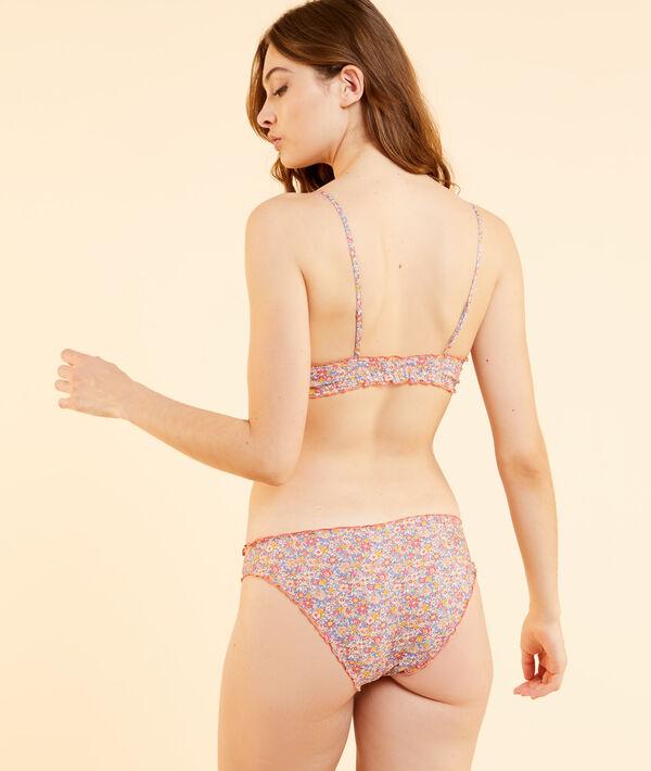 Бюстгальтер-брасьер с цветочным принтом Liberty Fabric;${refinementColor}