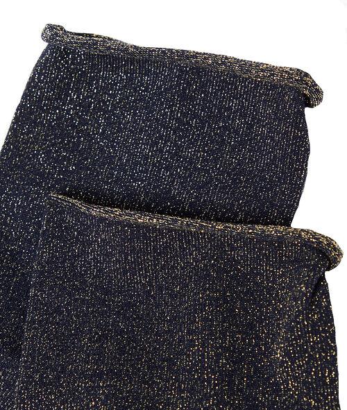Носки с металлизированными нитями