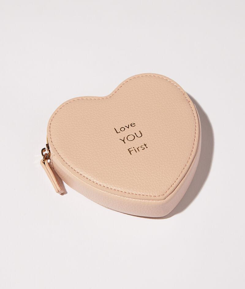 Кошелёк для монет в форме сердца;${refinementColor}