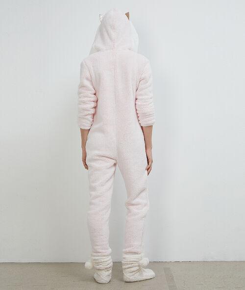 Пижама-комбинезон «кот»