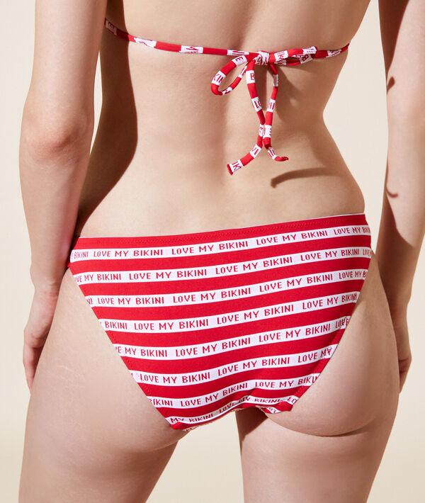 Трусики 'love my bikini';${refinementColor}