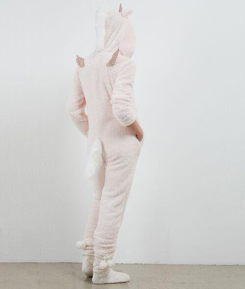 Пижама-комбинезон с единорогом