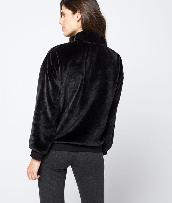 Толстая и ультра-мягкая домашняя куртка