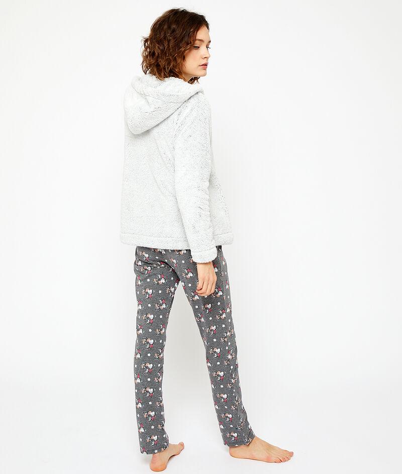 """Pyjama 3 pièces """"Zen"""";${refinementColor}"""