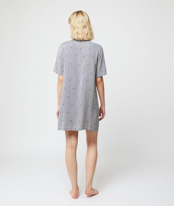 Платье-рубашка;${refinementColor}