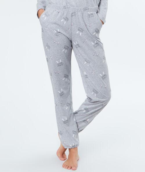Пижама из 3 предметов