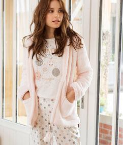 Пижама тройка с надписью rose.