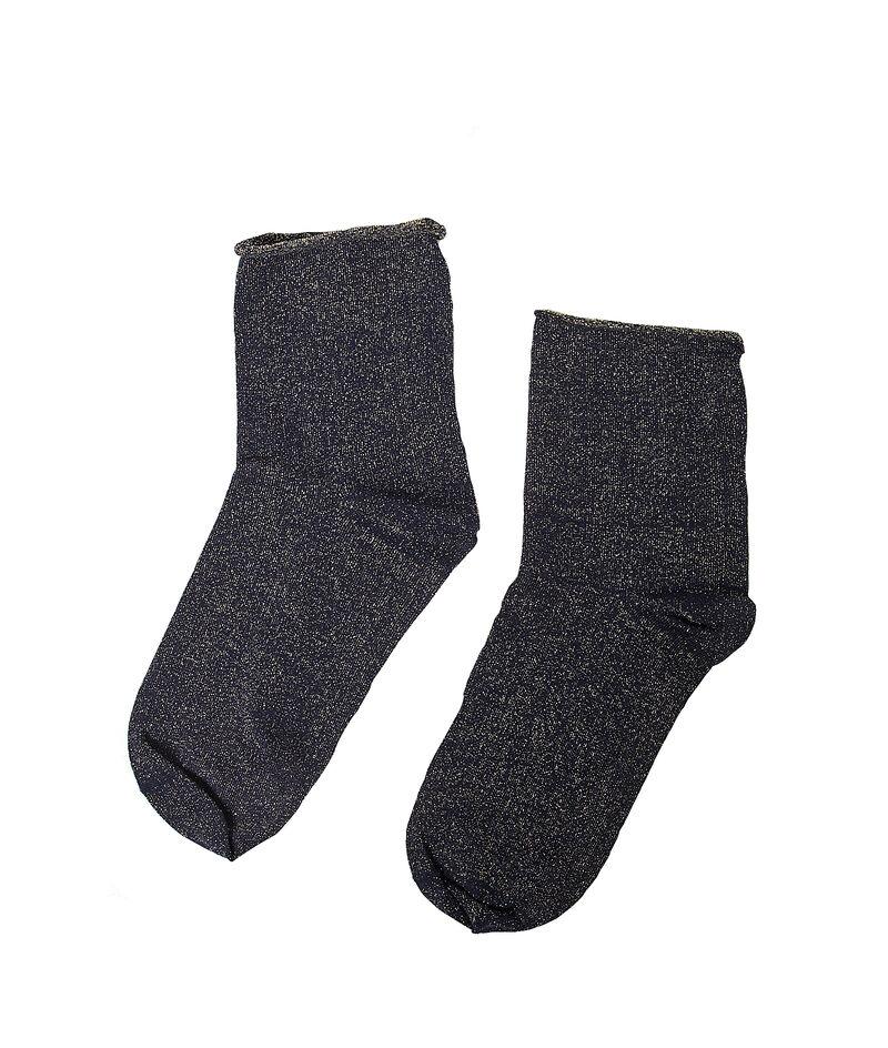 Носки с металлизированными нитями;${refinementColor}