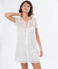 Ночная рубашка 2-в-1 белый.