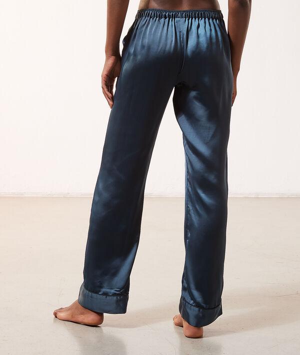Пижамные брюки из атласа;${refinementColor}