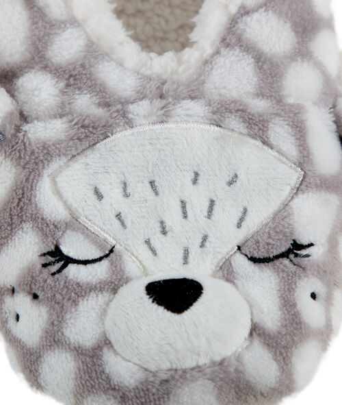 Тапочки - объемные ушки