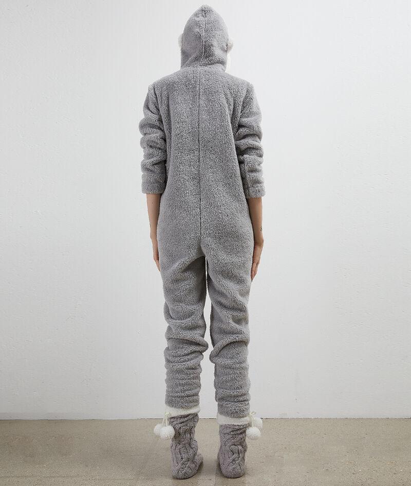 Пижама-комбинезон с пингвином ;${refinementColor}