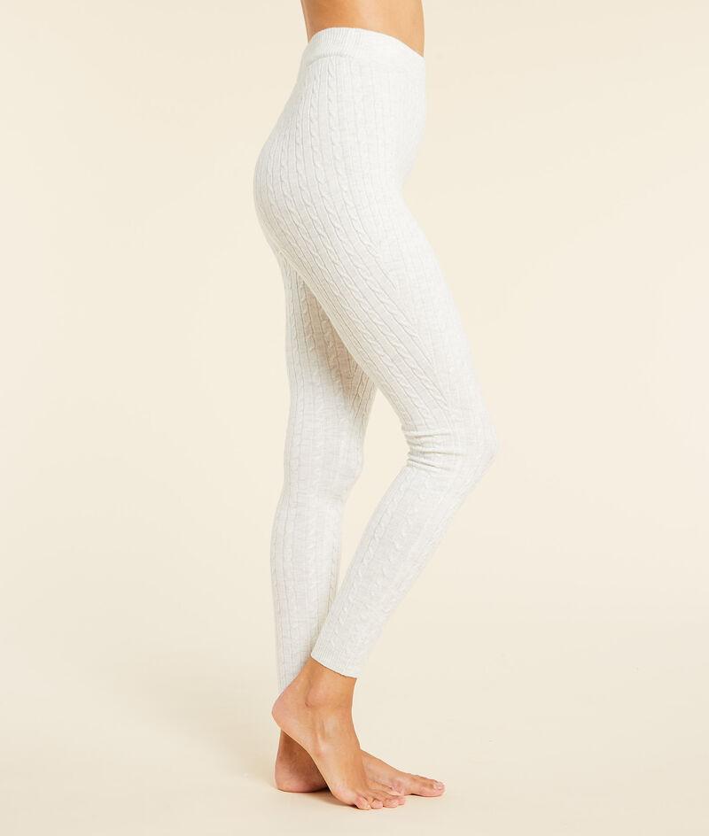 Legging cocooning effet torsadé;${refinementColor}
