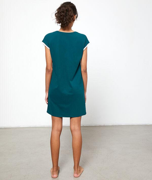 Платье-футболка;${refinementColor}