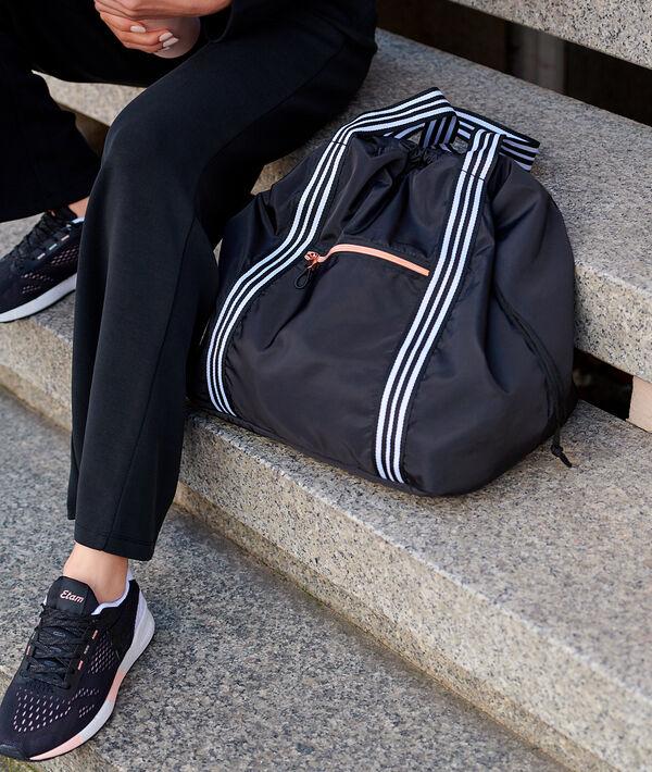 Спортивная сумка с карманом на молнии;${refinementColor}