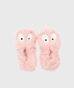 Носки розовый.