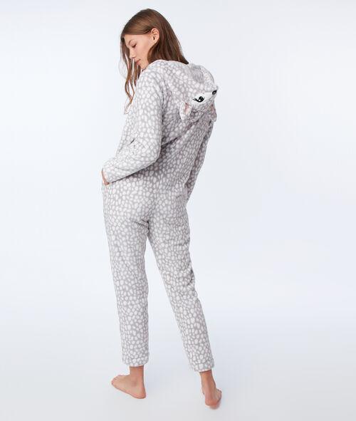 Пижама-комбинезон «лань»