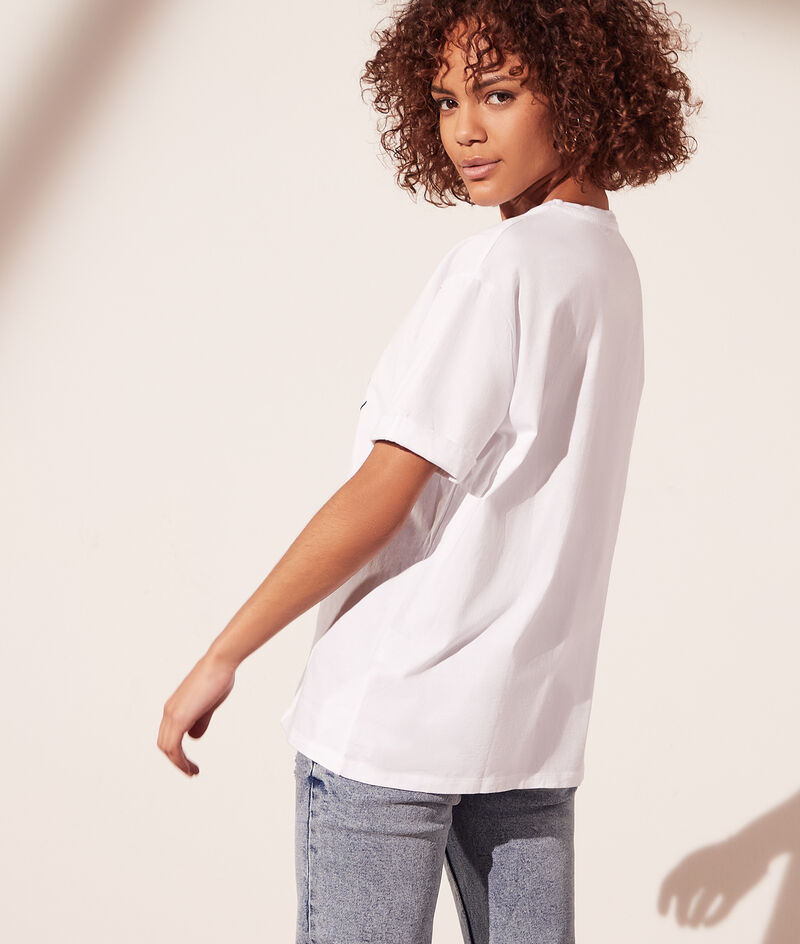 """T-shirt """"Femme culottée"""" coton bio"""
