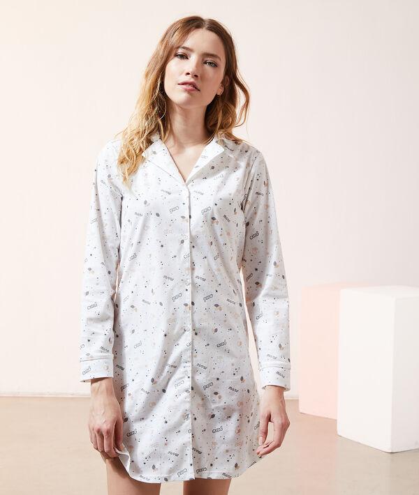 платье-рубашка-с-принтом